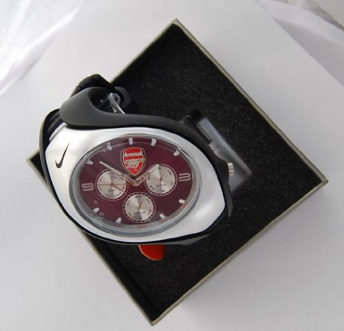 Triax Womens Watch (Nike Triax Swift 3i Arsenal Soccer Watch)