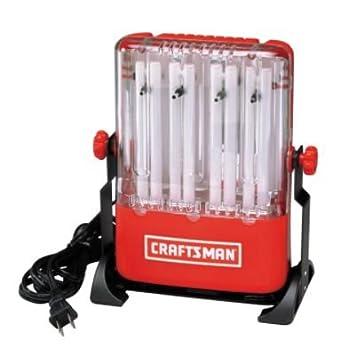 Craftsman 52 watt Fluorescent Work Light 83897: Amazon ca