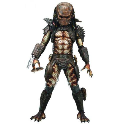 Neca Predators 7 Inch Series 7 - Masked City Hunter Predator Action Figure (City Hunter Predator)