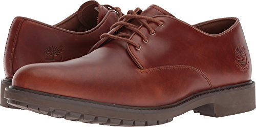 Timberland Men's Stormbucks Plain Toe Oxford Medium Brown 9 D US