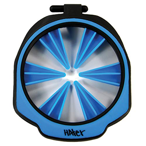 Hater Exalt Paintball Loader Feedgate - Prophecy / Z2 - Cyan / Blue - Paintball Prophecy Empire