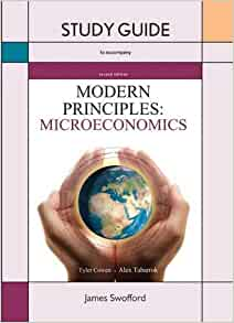 Principles of microeconomics study guide