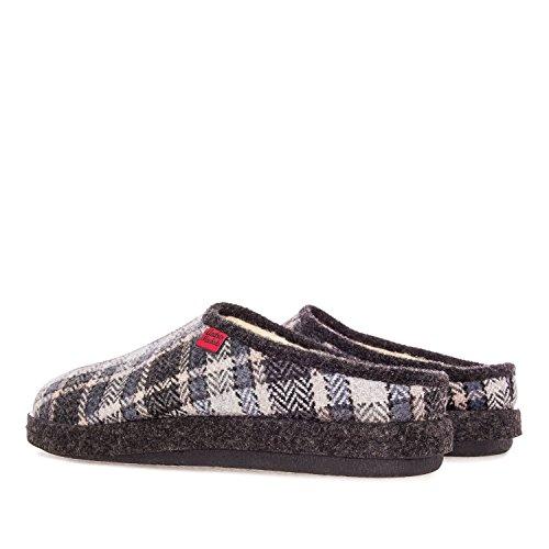 Andres Machado. ESAM001. Zapatillas Alpinas en diferentes colores. Unisex. Todas las tallas de la 26 a la 50. CuaNegro