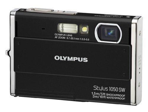 Olympus Stylus 1050 Sw Waterproof Digital Camera - 1