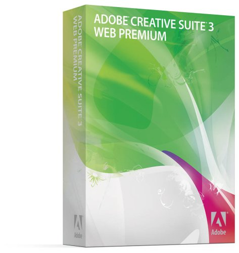 Adobe Creative Suite Cs3 Web Premium  Mac   Old Version