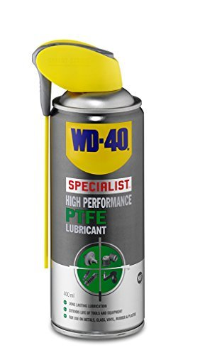 WD-40 Specialist 400ml High Performance Lubricant with PT...