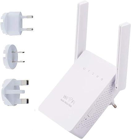 YHML Amplificador de señal WiFi | Extensor de repetidor WiFi ...