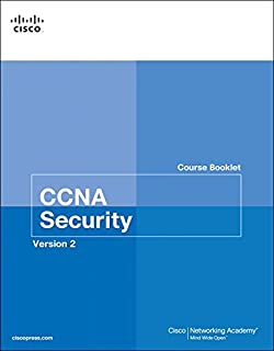 CCNA Security Lab Manual Version 2 (Lab Companion): Amazon co uk