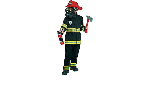 MORPH Disfraz de Bombero para niños Servicio de urgencias ...