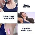 NIVEA Deodorant, Whitening Talc Touch, Women,...