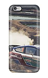 Sanp On Protector Case For Iphone 5C Cover (2011 Jordan Rally Car)