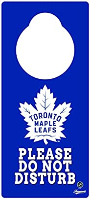 Frameworth Toronto Maple Leafs Door Knob Hanger, One Size, Blue