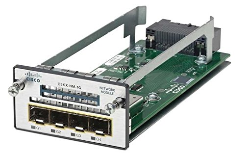 Cisco C3KX-NM-1G Network Module for 3560X & 3750X Switches