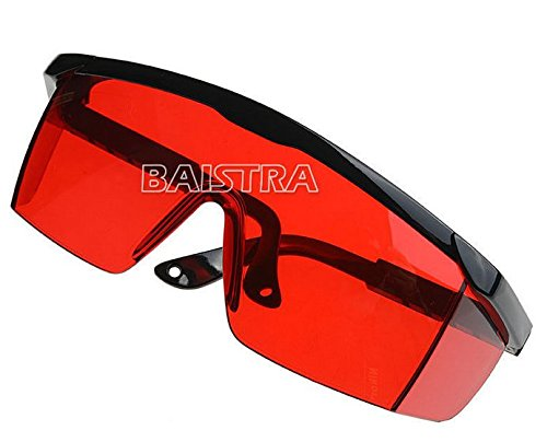 New Stytle Red Protection Goggle Glass Designed for Dental Curing Light Lamp Sold by Superdental