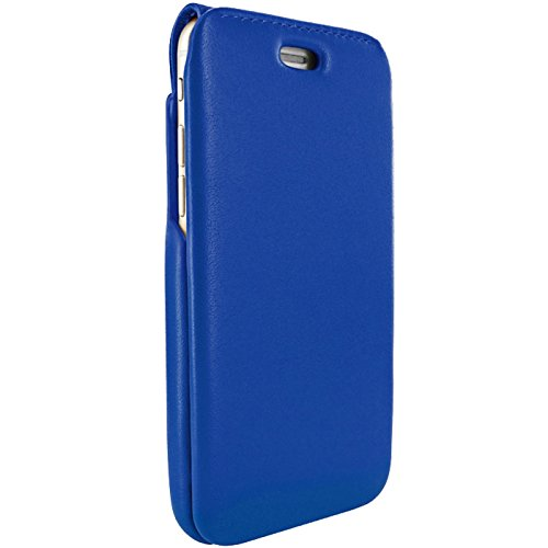 "Piel Frama ""iMagnum Leder Cover Fall für Apple iPhone 7 – Blau"