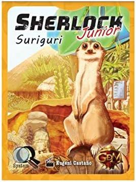GDM Games- Sherlock Junior: Suriguri, Serie Q3 (GDM2079): Amazon ...