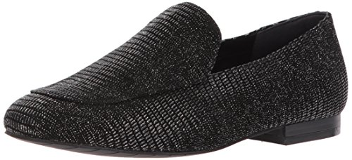 Kenneth Cole New York WoMen Westley Slip on Flat Round Toe Loafer Pewter