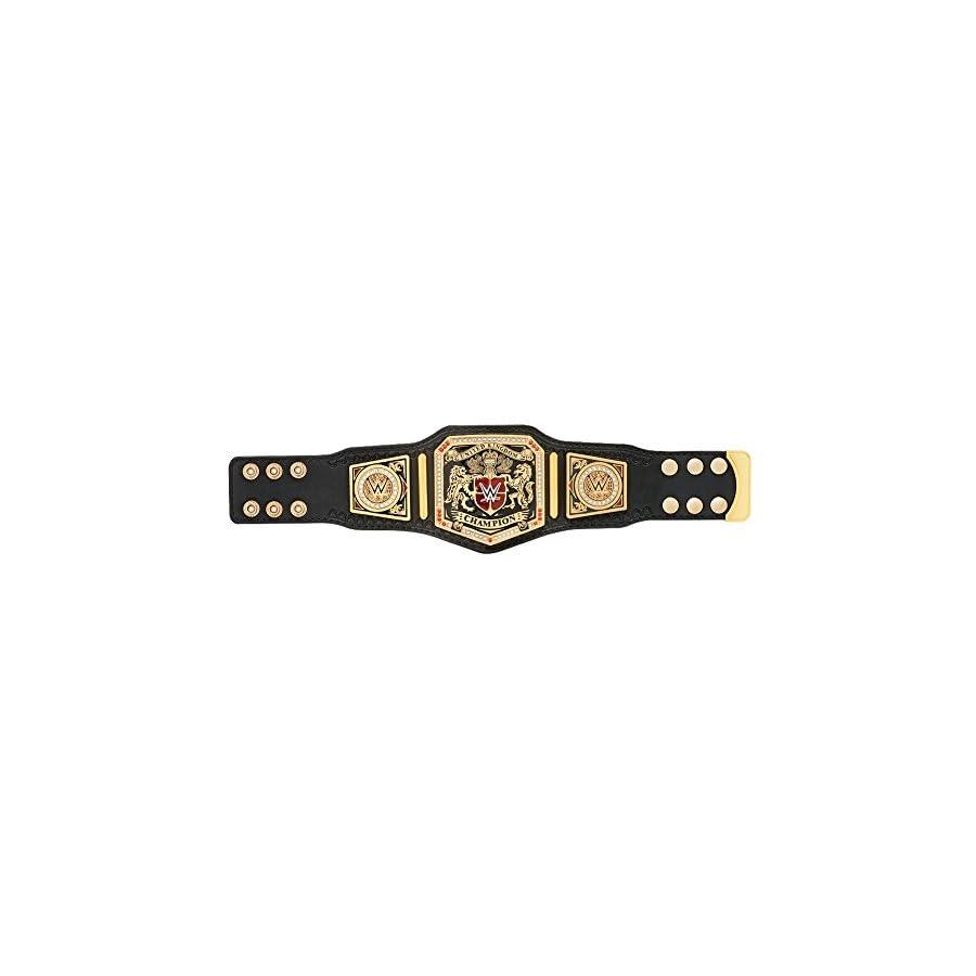 WWE United Kingdom Championship Mini Replica Title Belt