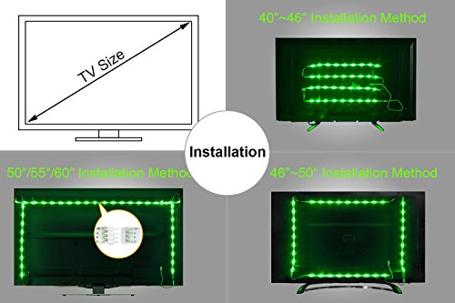 LED-Strip-Lights-Music-LED-TV-Backlight-USB-2M656ft-Color-Change-Sync-To-Beats-of-Music-LED-Light-Strips-For-40-To-60-IN-HDTV-RGB-Flexible-TV-Light-with-IR-Remote-LED-TV-Bias-Lighting