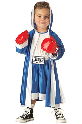 Everlast Boxer Boy's Costume, Large, One Color (Fancy Dress Boxing Gloves)