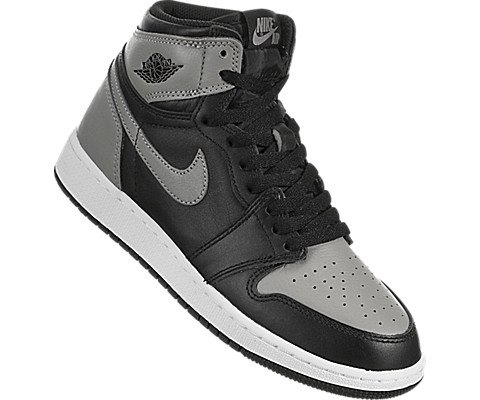 dbd7610fa2d89 SHOPUS   Nike Kids Jordan Retro 1 High OG Shadow Big Kids Basketball ...