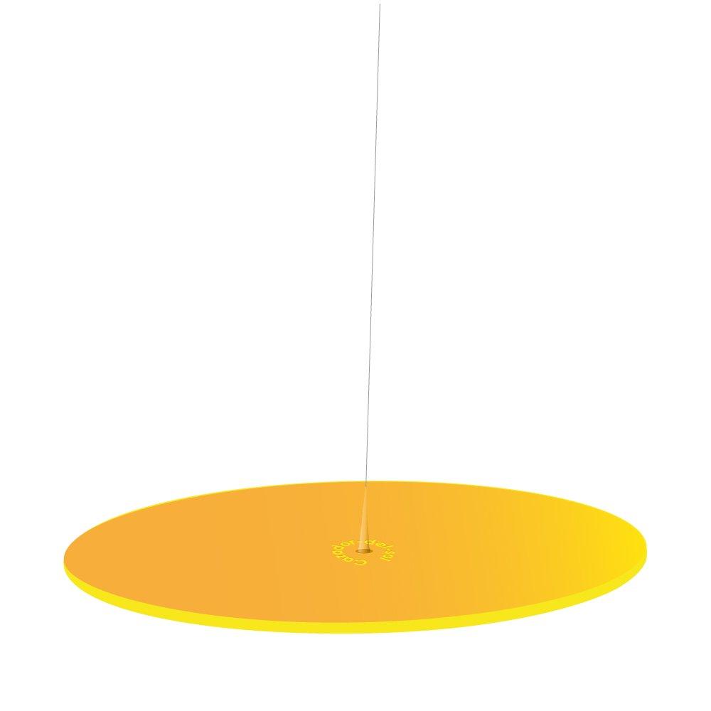 Cazador-del-sol /® 15 gelb Sonnenf/änger schwebend