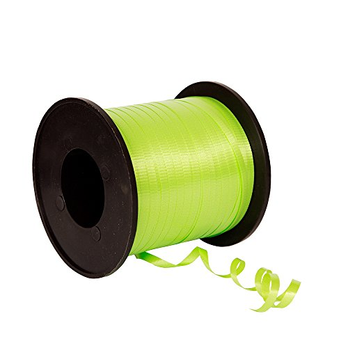 Lime Green Curling Ribbon, 500 Yd. ()