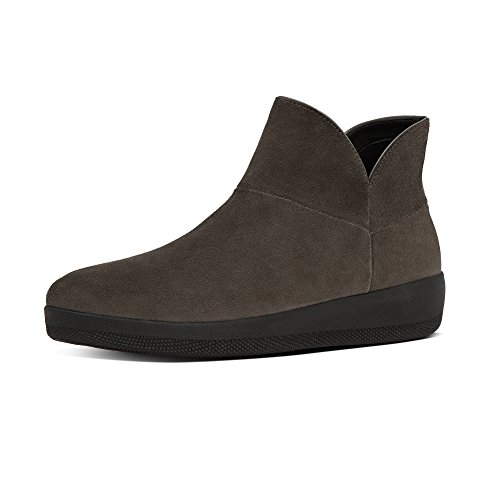 Fitflop C78 Womens Supermod Mocka Boots Bungee Rep