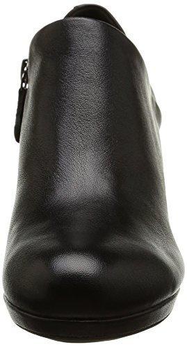 Geox D Lana B, Scarpe con Tacco Donna Nero (BLACK C9999)