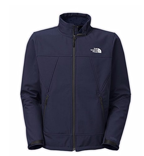 The North Face Chromium Thermal Softshell Jacket - Men's Asphalt Grey Heather, L by The North Face