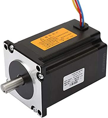 1.2 ° FHB368 Motor paso a paso DC24-80V 5.8A 1.5 NM Para máquinas de grabado CNC, máquinas ATM, máquinas de inyección de tinta, trazador de corte, máquina fotográfica: Amazon.es: Industria, empresas y