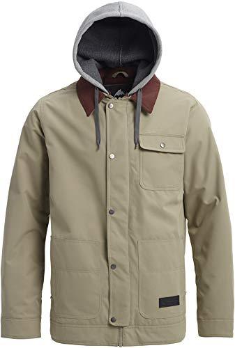 (Burton Men's Dunmore Jacket, Hawk,)