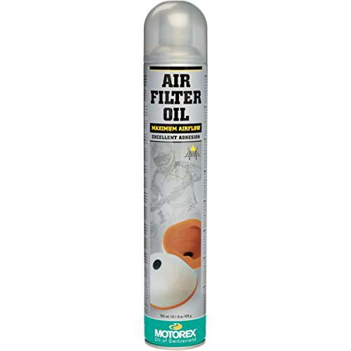 Motorex Air Filter Oil 655 Spray - 750ml VOC Compliant 655-076 ()