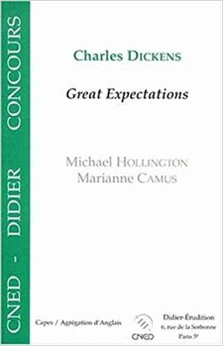 Lire Charles Dickens : Great Expectations pdf