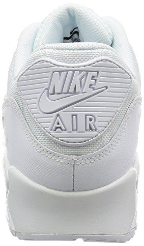Bianco Scarpe Max white white Da white Uomo Air Nike 90 Ginnastica white Essential nqwS58x1