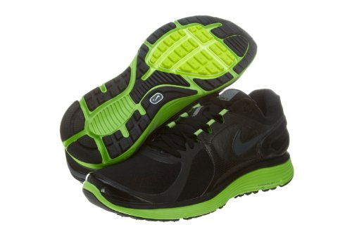 Nike Lunar Eclipse+ 2 Shield Running Shoes - 8.5 - Black