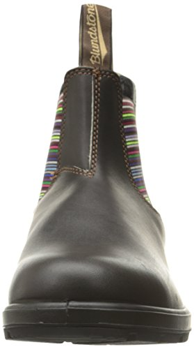 Blundstone 1409 stout brown/striped