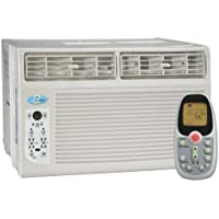 Perfect Aire PAC6000 6000BTU Window Air-Conditioner for Room Size 15.5 x 16, 250 Sq Ft