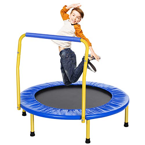 ANCHEER Kids Trampoline with