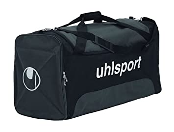 2133c075fa3e Image Unavailable. Image not available for. Colour  Uhlsport Team Kitbag  Classic Sports Holdall Training Football ...