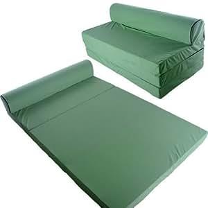 Sof cama colch n plegable 200x120 cama plegable para - Colchon para cama plegable ...