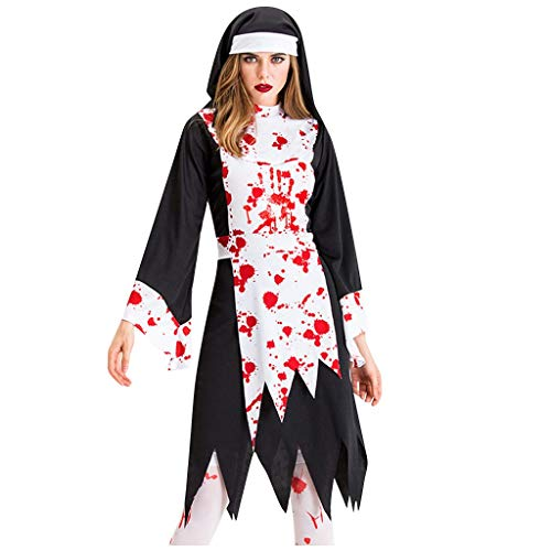 Bloody Mary Halloween Costume Ideas - Halloween Dresses for Women Horror Bloody