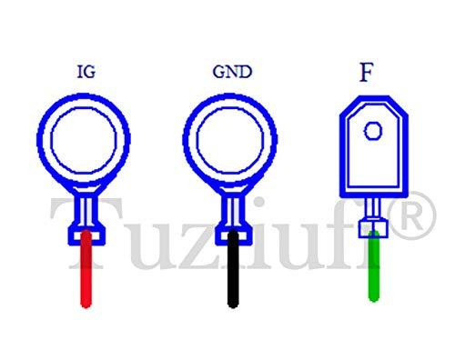 Tuzliufi Replace Voltage Regulator Rectifier EZGO E-Z-GO Medalist Gas on