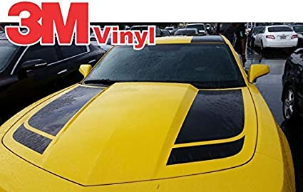 Bumble Bee 2 Racing Rally Stripe Transformer 3M Decals Graphic 2010-2013 Camaro