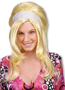 Brigitte Bardot Wig Blond (peluca)