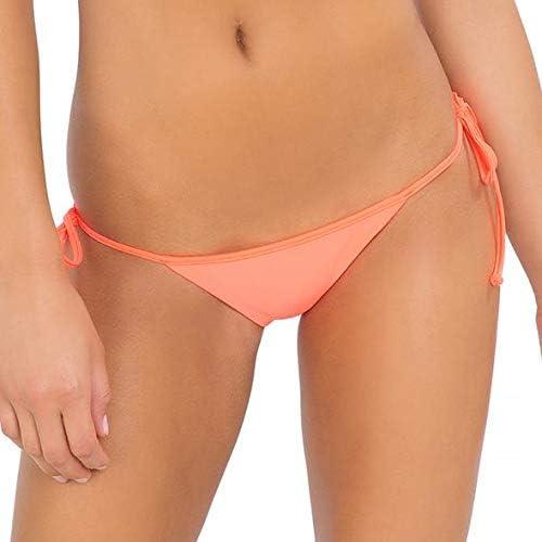 Luli Fama Womens Wild Side Brazilian Bikini Bottom
