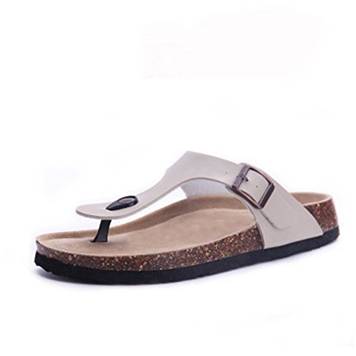 Buckle YaMiFan Strap 17 Platform Women's Thong Casual Footbed Strap Flip Flop T Sandals rp4wpq