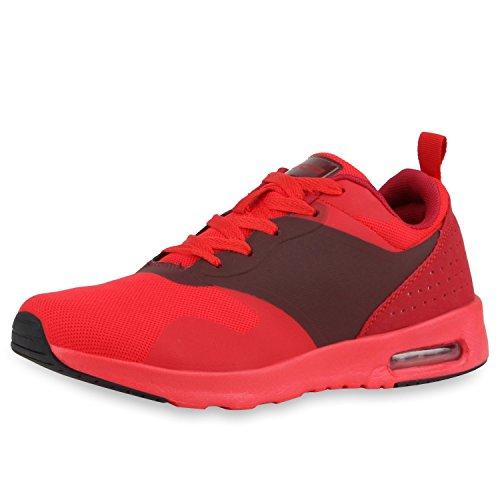 Bottes Unisexe Paradis Femmes Hommes Chaussures De Sport Course Sur La Taille Flandell Rouge Brooklyn