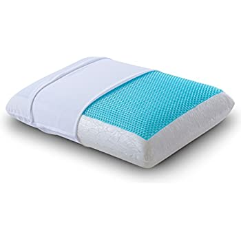from memory pressure technogel in shipping item sleep neck deep pillows pain pillow zero release decorative free cool gel