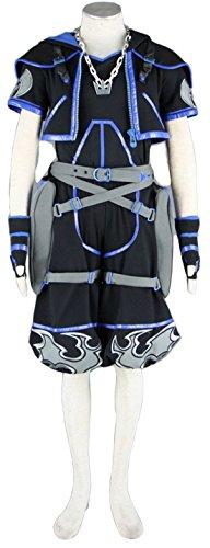 Going Coser Kingdom Hearts Anti Sora Cosplay Costume (Small, Multi)